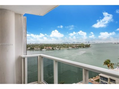 900 Bay Dr UNIT 925, Miami Beach, FL 33141 - #: A10376374
