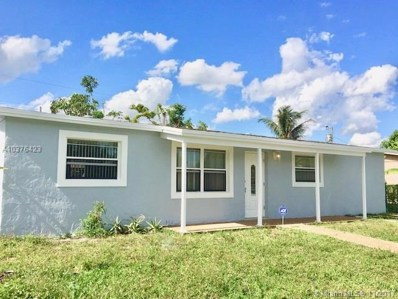 3671 SW 58th Ter, Davie, FL 33314 - MLS#: A10376423