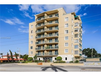 2501 Douglas Rd UNIT 704, Miami, FL 33133 - MLS#: A10376455