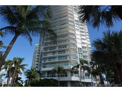 16500 Collins Ave UNIT 1151, Sunny Isles Beach, FL 33160 - MLS#: A10376464