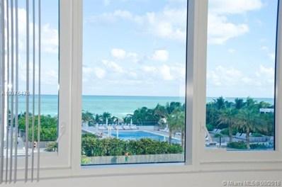 2301 Collins Ave UNIT 443, Miami Beach, FL 33139 - MLS#: A10376478