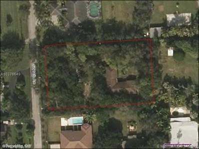 9905 SW 84th Ave, Miami, FL 33156 - MLS#: A10376649