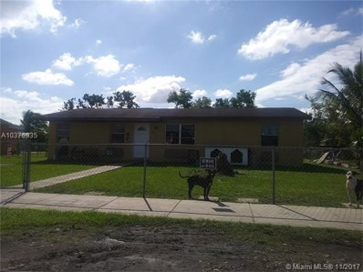 1461 NE 10th St, Homestead, FL 33033 - MLS#: A10376935