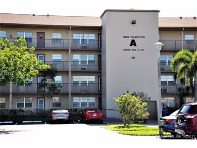 13550 SW 6th Ct UNIT 410A, Pembroke Pines, FL 33027 - MLS#: A10377107