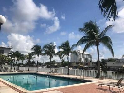 7207 Bay Dr UNIT 8, Miami Beach, FL 33141 - MLS#: A10377225