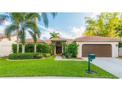 1877 Water Ridge Court, Weston, FL 33326 - MLS#: A10377334