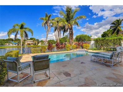 14869 SW 42nd St, Miramar, FL 33027 - MLS#: A10377429