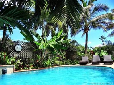 2829 NE 18 Terrace, Wilton Manors, FL 33306 - MLS#: A10377461
