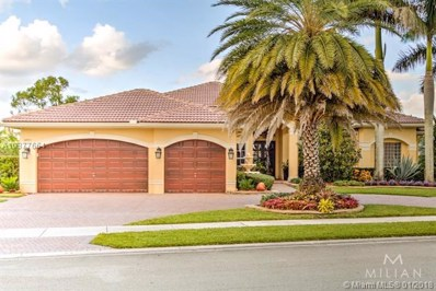 14957 SW 34th St, Davie, FL 33331 - MLS#: A10377664