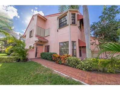 7848 Lexington Club Blvd UNIT A, Delray Beach, FL 33446 - MLS#: A10377721