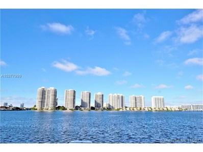 17500 N Bay Rd UNIT S507, Sunny Isles Beach, FL 33160 - MLS#: A10377999