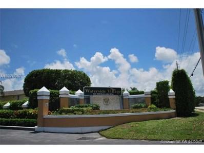 176 Waterside Dr UNIT 176, Hypoluxo, FL 33462 - MLS#: A10378087