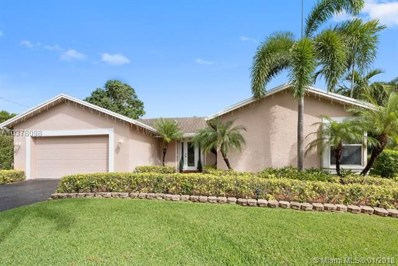 400 E Mount Vernon Dr, Plantation, FL 33325 - MLS#: A10378098