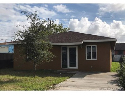 1720 NW 44th St, Miami, FL 33142 - MLS#: A10378226