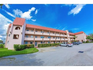 7991 N Sunrise Lakes Dr N UNIT 105, Sunrise, FL 33322 - MLS#: A10378237
