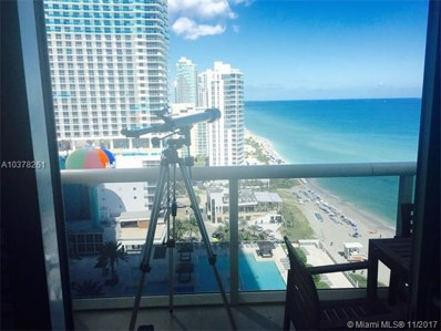1830 S Ocean Dr UNIT 2112, Hallandale, FL 33009 - MLS#: A10378261