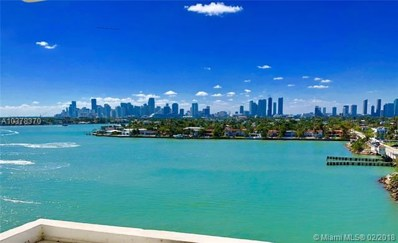 3 Island Ave UNIT 9F, Miami Beach, FL 33139 - MLS#: A10378370