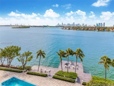 3 Island Ave UNIT 7E, Miami Beach, FL 33139 - MLS#: A10378737
