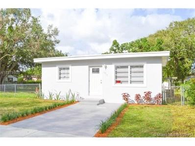 1815 NW 93rd St, Miami, FL 33147 - MLS#: A10378800