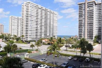2049 S Ocean Dr UNIT 506, Hallandale, FL 33009 - MLS#: A10378930