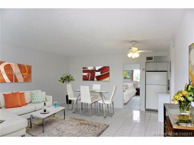 801 Meridian Ave UNIT 5E, Miami Beach, FL 33139 - MLS#: A10379186
