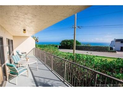 1055 Ocean Dr UNIT 203, Juno Beach, FL 33408 - MLS#: A10379837