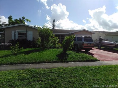 8370 NW 27th Pl, Sunrise, FL 33322 - MLS#: A10379872