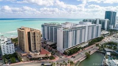2401 Collins Avenue UNIT 812, Miami Beach, FL 33140 - MLS#: A10380183