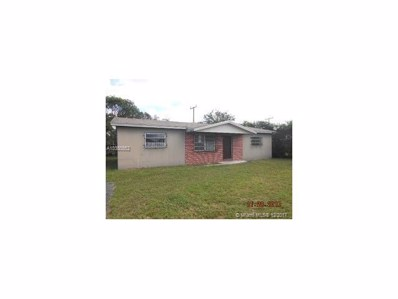 20615 NW 28th Ct, Miami Gardens, FL 33056 - MLS#: A10380852