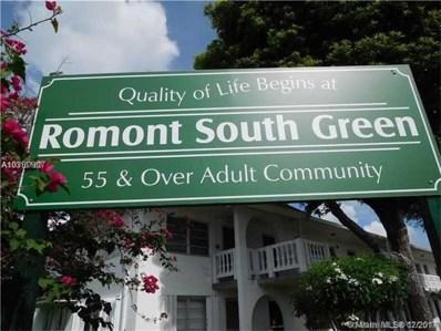 20120 NE 2nd Ave UNIT W28, Miami Gardens, FL 33179 - MLS#: A10380907