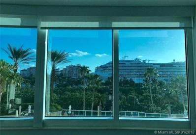 300 S Pointe Dr UNIT 502, Miami Beach, FL 33139 - MLS#: A10381273