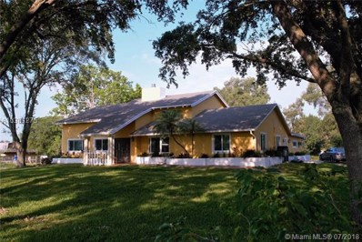 5851 SW 163 Ave, Southwest Ranches, FL 33331 - MLS#: A10381275