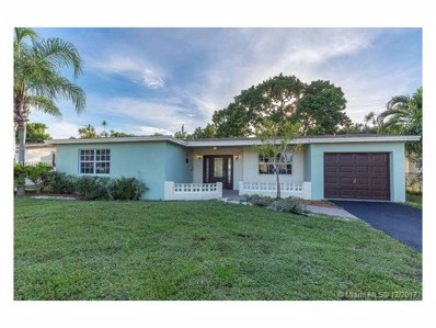 3921 NW 34th Ter, Lauderdale Lakes, FL 33309 - MLS#: A10381396