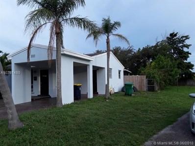 261 SW 5th St, Dania Beach, FL 33004 - MLS#: A10381480