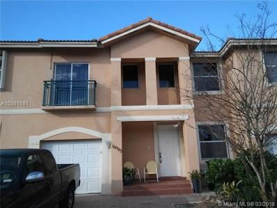 16083 NW 21st St, Pembroke Pines, FL 33028 - MLS#: A10381591