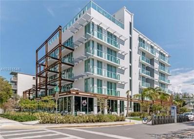 1215 West Ave UNIT 507, Miami Beach, FL 33139 - MLS#: A10381646