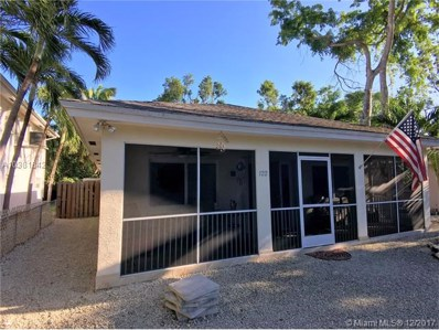 122 Mohawk Street, Other City - Keys\/Islands\/Car>, FL 33070 - MLS#: A10381842