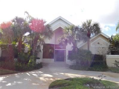 17920 W Fieldbrook Cir W, Boca Raton, FL 33496 - MLS#: A10381948
