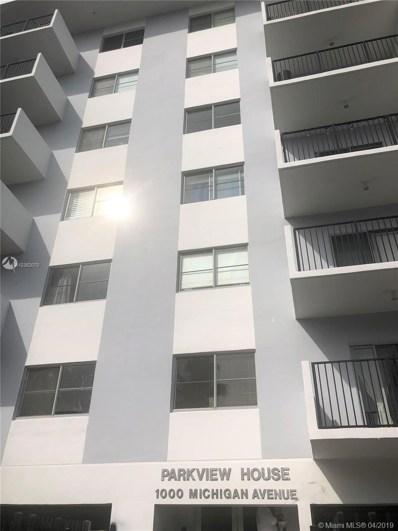 1000 Michigan Ave UNIT 701, Miami Beach, FL 33139 - MLS#: A10382070