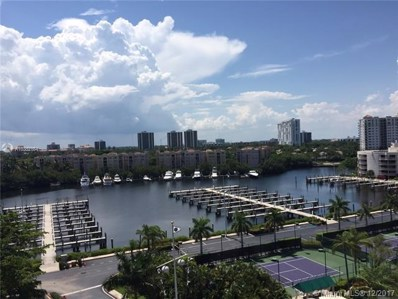 19667 Turnberry Way UNIT 8-D, Aventura, FL 33180 - MLS#: A10382184