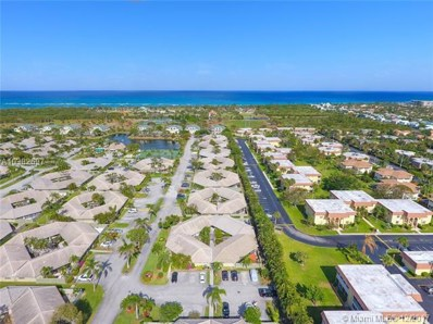 1127 Seminole E UNIT 17C, Jupiter, FL 33477 - MLS#: A10382697