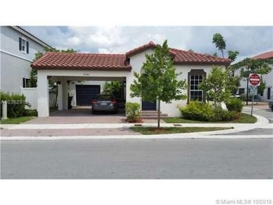 16982 SW 92 St, Miami, FL 33196 - MLS#: A10382915