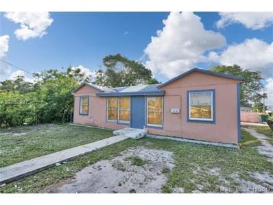 1506 S K Ln, Lake Worth, FL 33460 - MLS#: A10382997