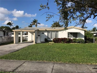 813 NE 2nd St, Hallandale, FL 33009 - MLS#: A10383024