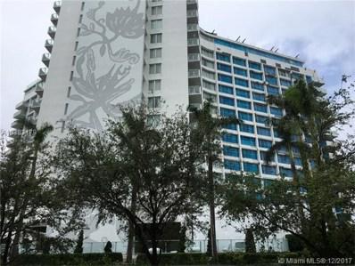 1100 West Ave UNIT 1025, Miami Beach, FL 33139 - MLS#: A10383179
