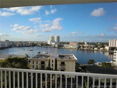 137 Golden Isles Dr UNIT 909, Hallandale, FL 33009 - MLS#: A10383333