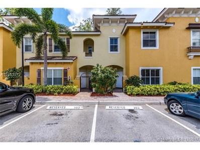 3483 Merrick Ln UNIT 302, Margate, FL 33063 - MLS#: A10383372
