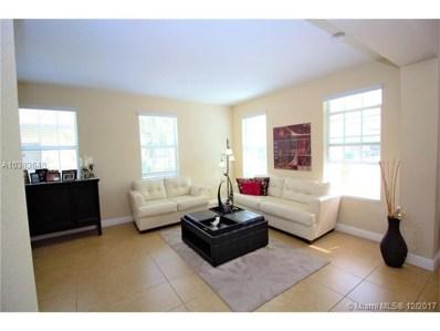 14703 SW 11th Ct UNIT 14703, Pembroke Pines, FL 33027 - MLS#: A10383640