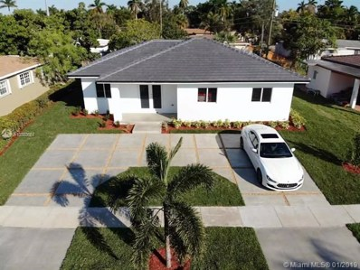 155 NE 134th St, North Miami, FL 33161 - MLS#: A10383664