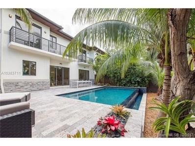 817 SW 10th St, Fort Lauderdale, FL 33315 - MLS#: A10383711